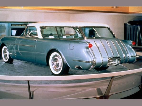 1953 Chevrolet Nomad