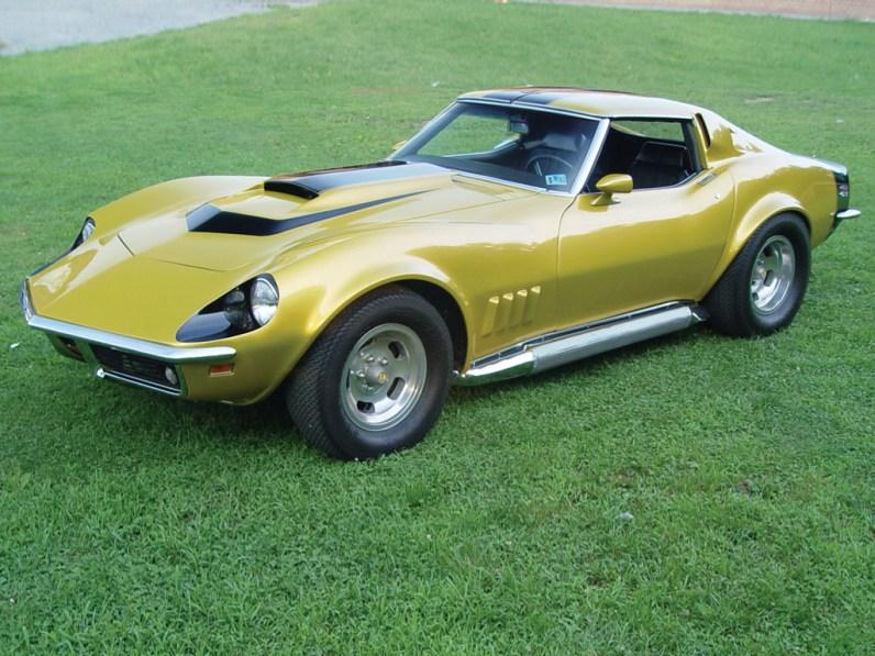 1969 Baldwin-Motion Corvette Phase III GT