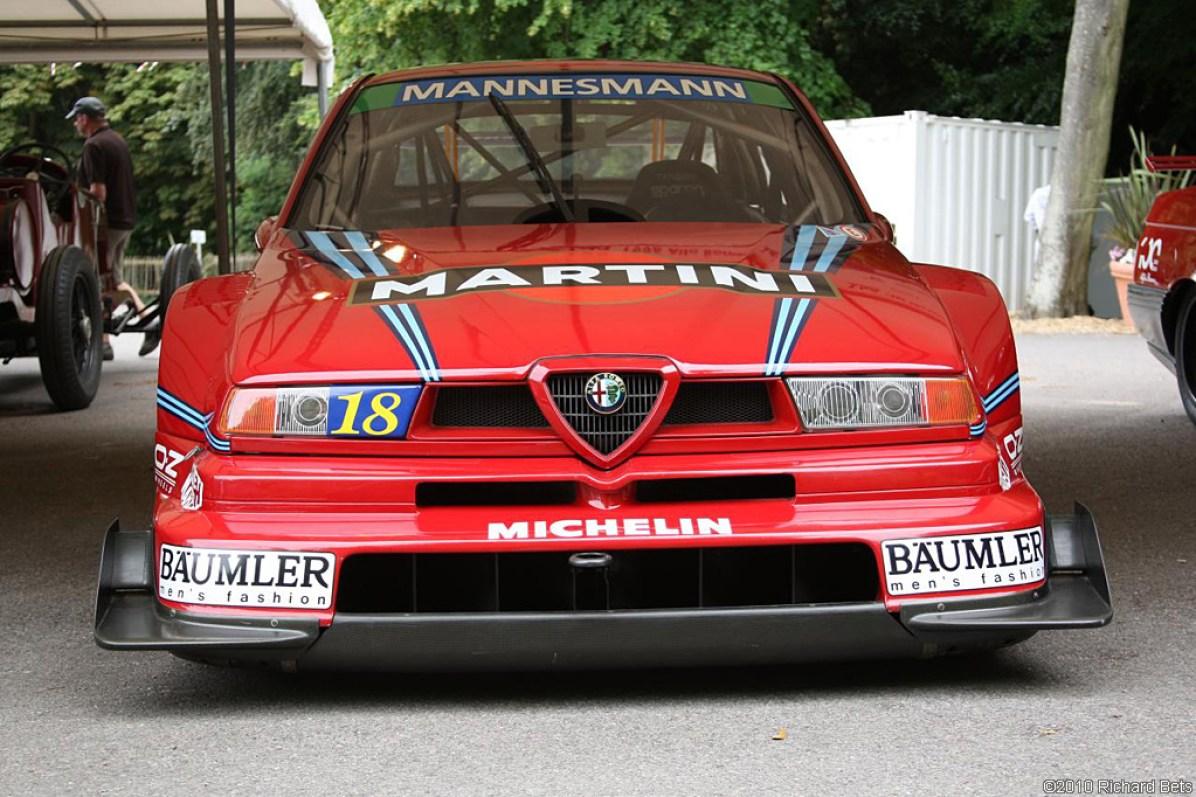 1996 Alfa Romeo 155 V6 TI