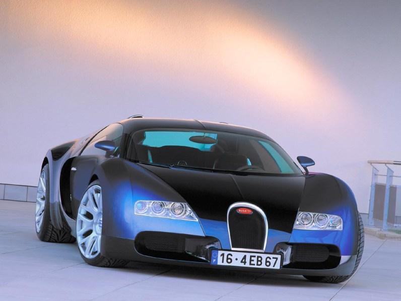 2001 bugatti 16 4 veyron concept. Black Bedroom Furniture Sets. Home Design Ideas