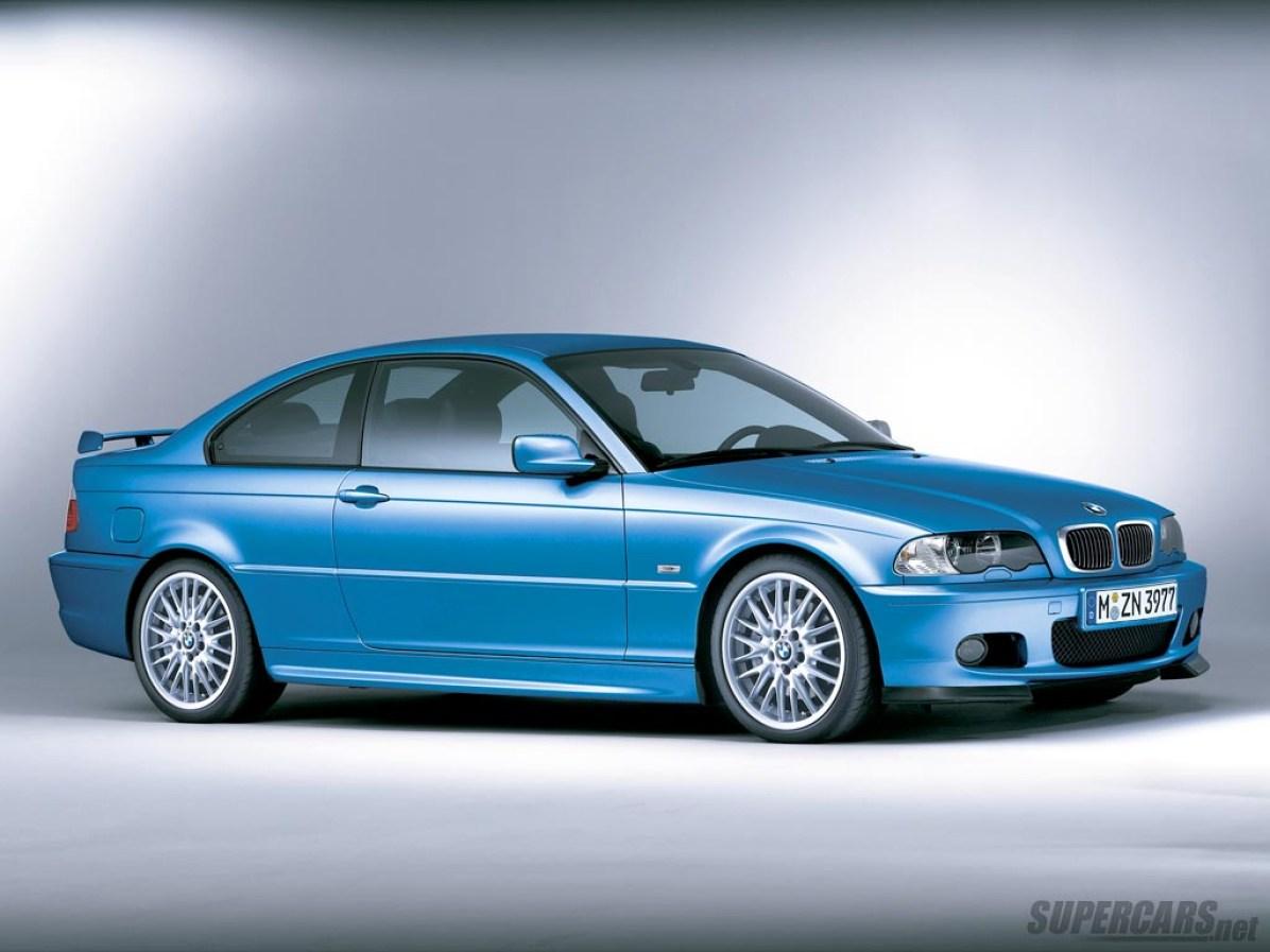 2002 BMW 330Ci Clubsport