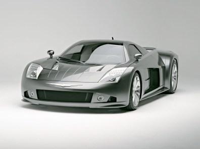 2004 Chrysler ME Four-Twelve Concept