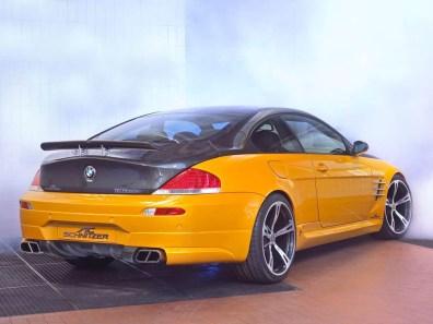 2005 AC Schnitzer M6 Tension Concept