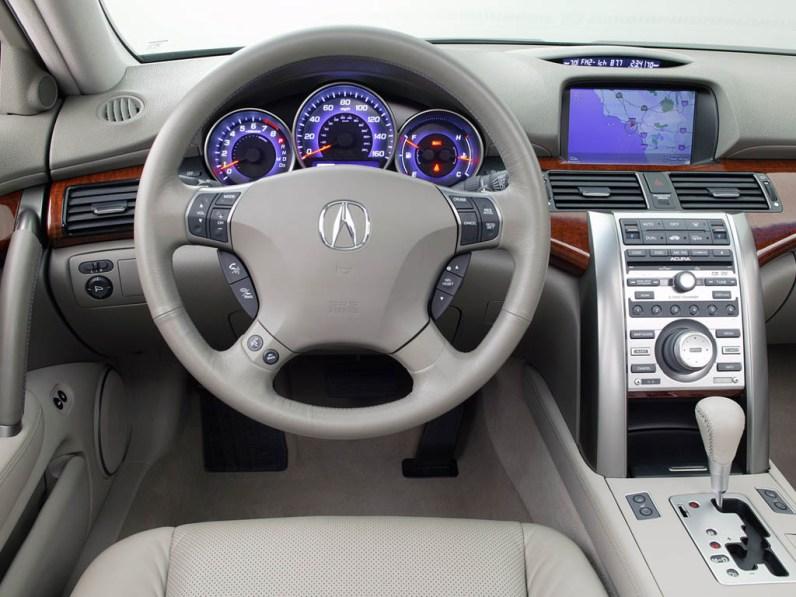 2005 Acura RL A-Spec