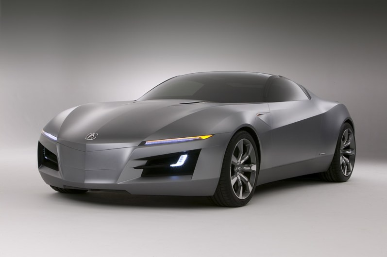 2007 Acura Advanced Sports Car Concept