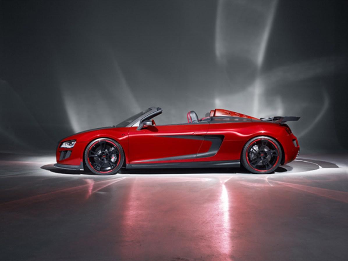 2011 ABT R8 GT S