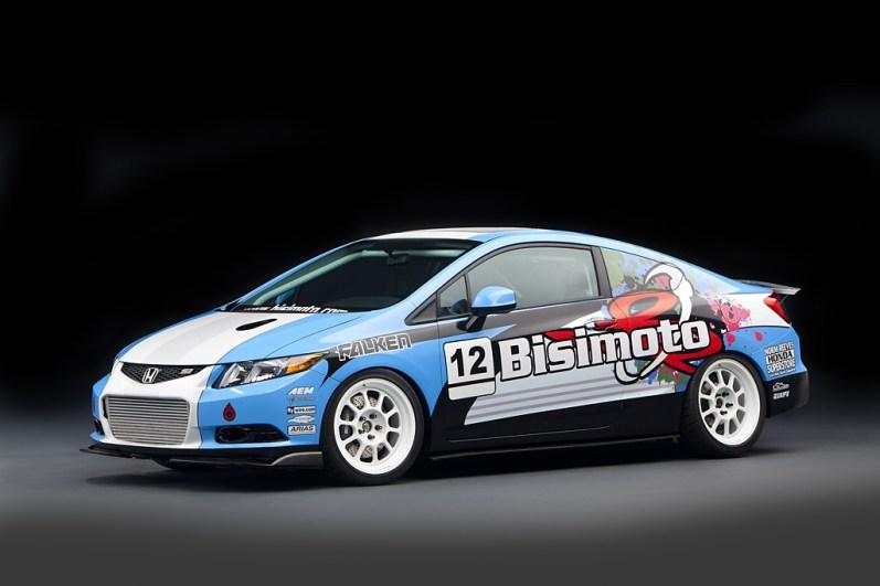 2012 Bisimoto Engineering Civic Si Coupe