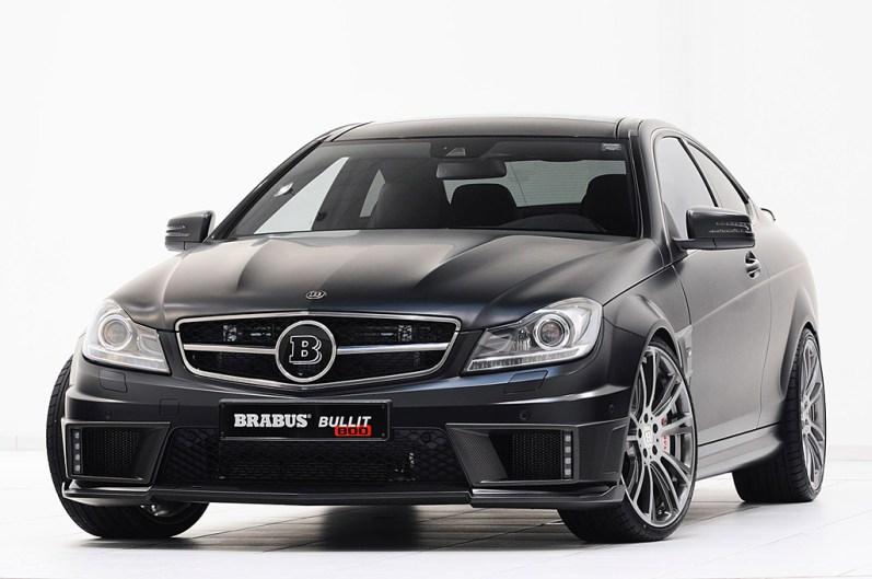 2012 Brabus Bullit 800