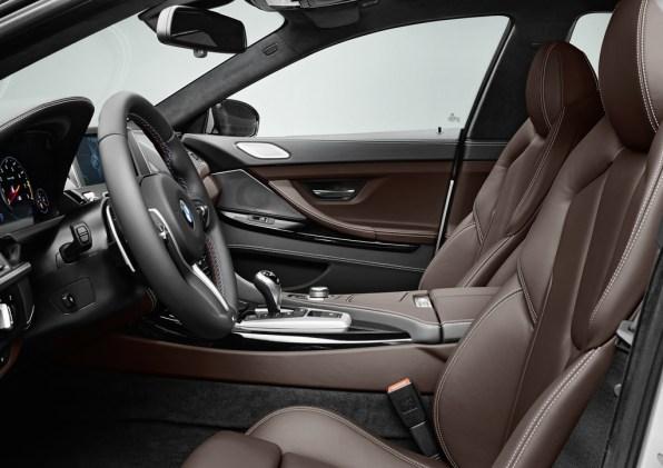 2013 BMW M6 Gran Coupé