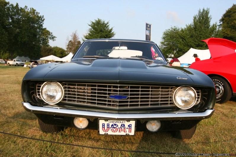 1969 Chevrolet Camaro ZL1 COPO 9560