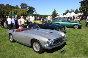 1956 Aston Martin DB2/4 Mark II Touring Spyder