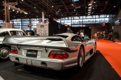 1998 Mercedes-Benz CLK LM Straßenversion