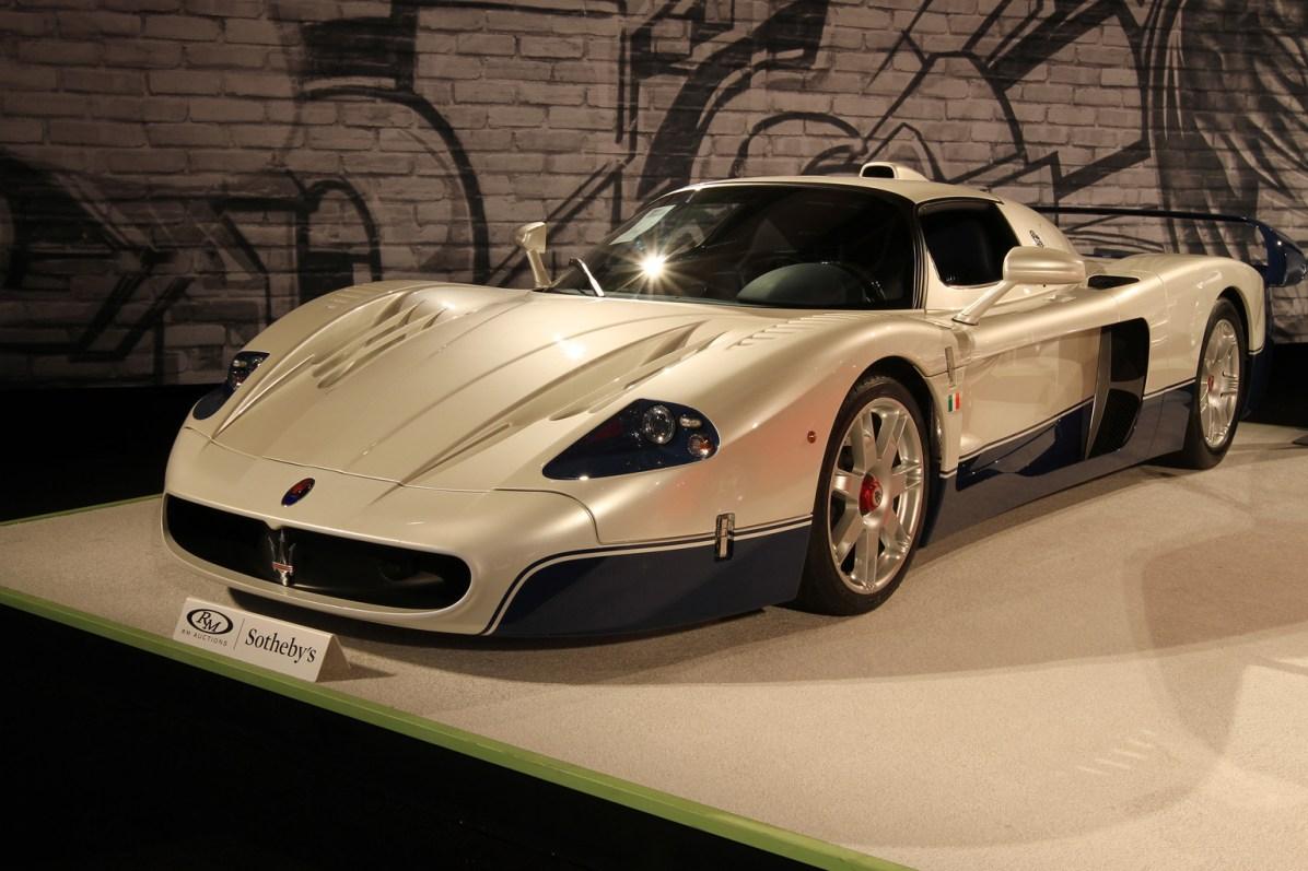 2004→2005 Maserati MC12