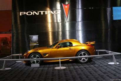 2005 Pontiac Solstice Club Racer