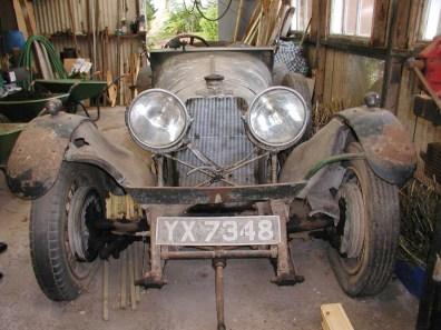 1927 Austro Daimler ADM 19/100