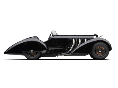 1930 Mercedes-Benz 710 SSK Trossi Roadster