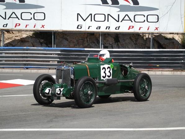 1932→1934 MG K3 Magnette