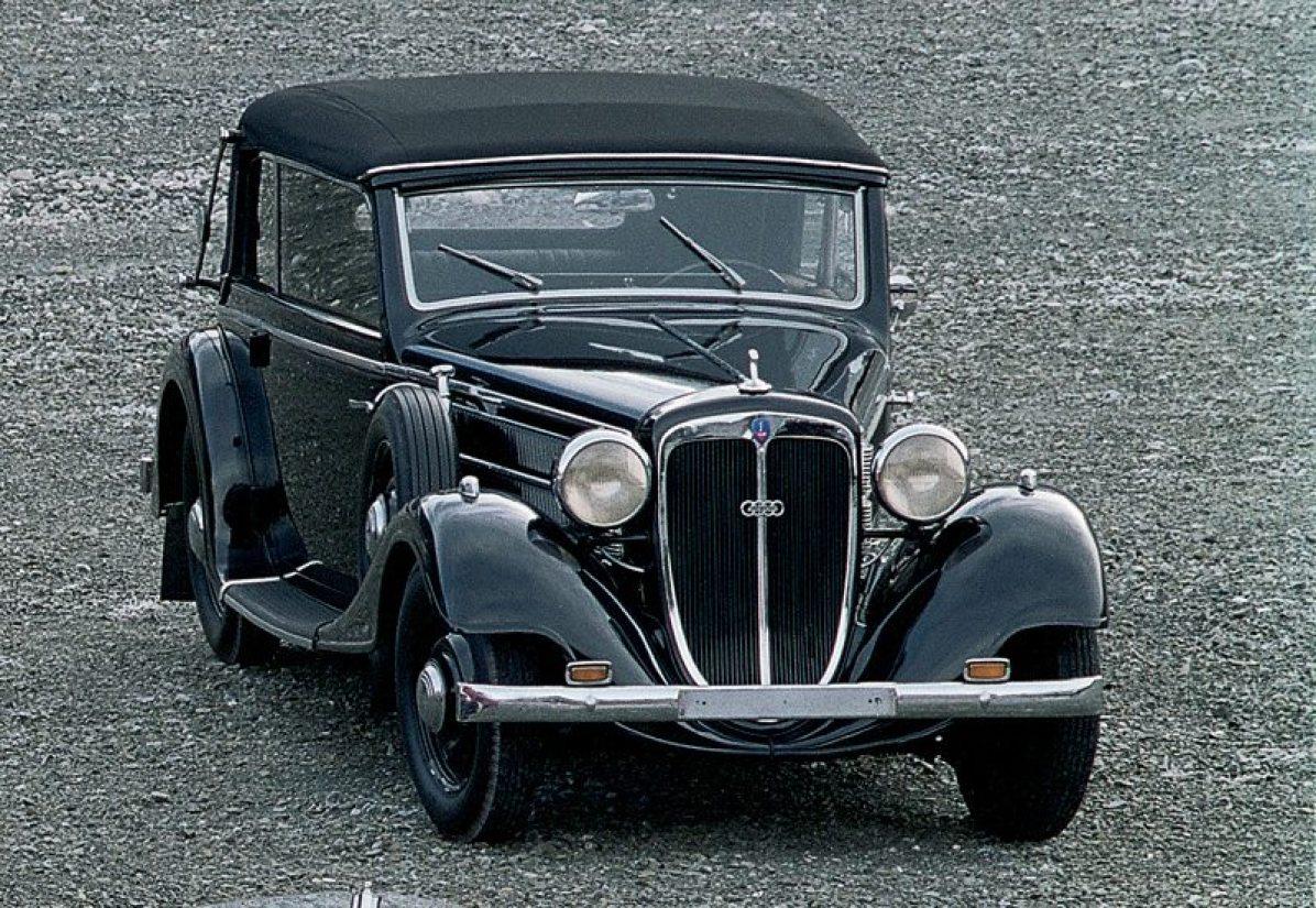 1935 Audi 225 Front
