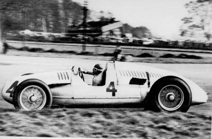 1938→1939 Auto Union Typ D