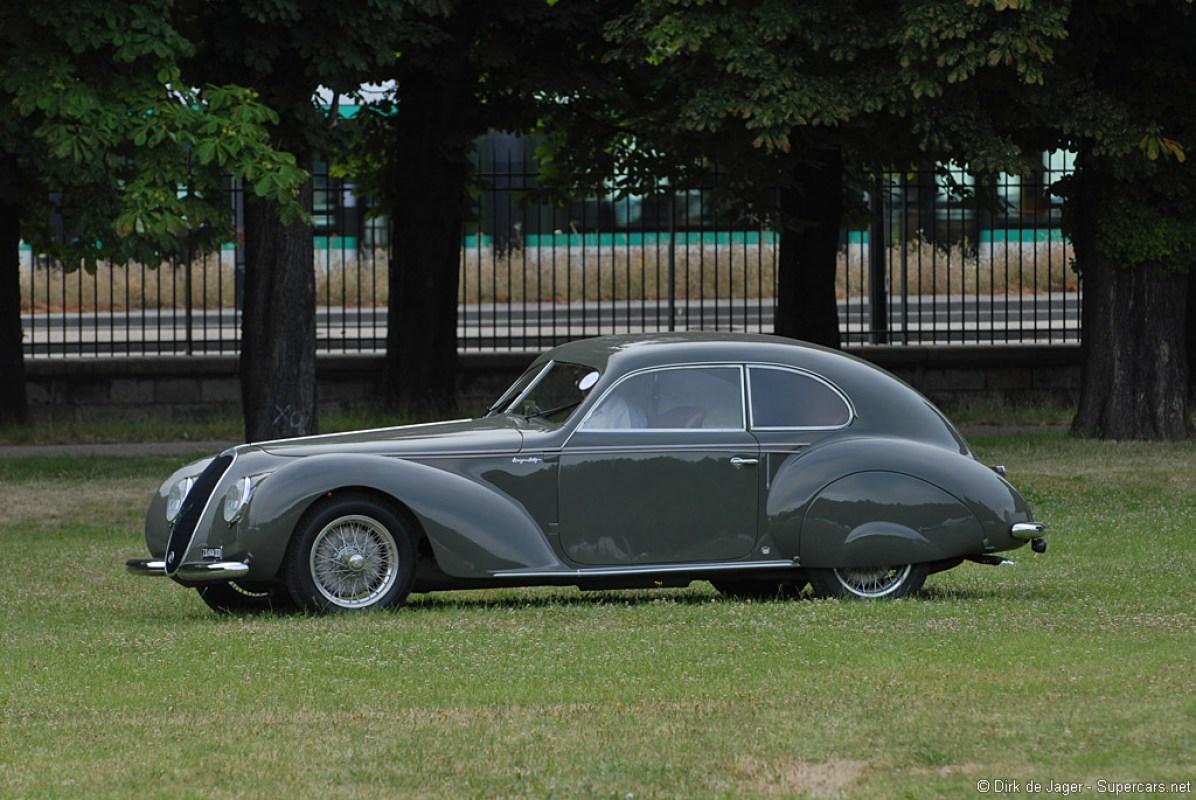 1939 Alfa Romeo 6C 2500 Sport