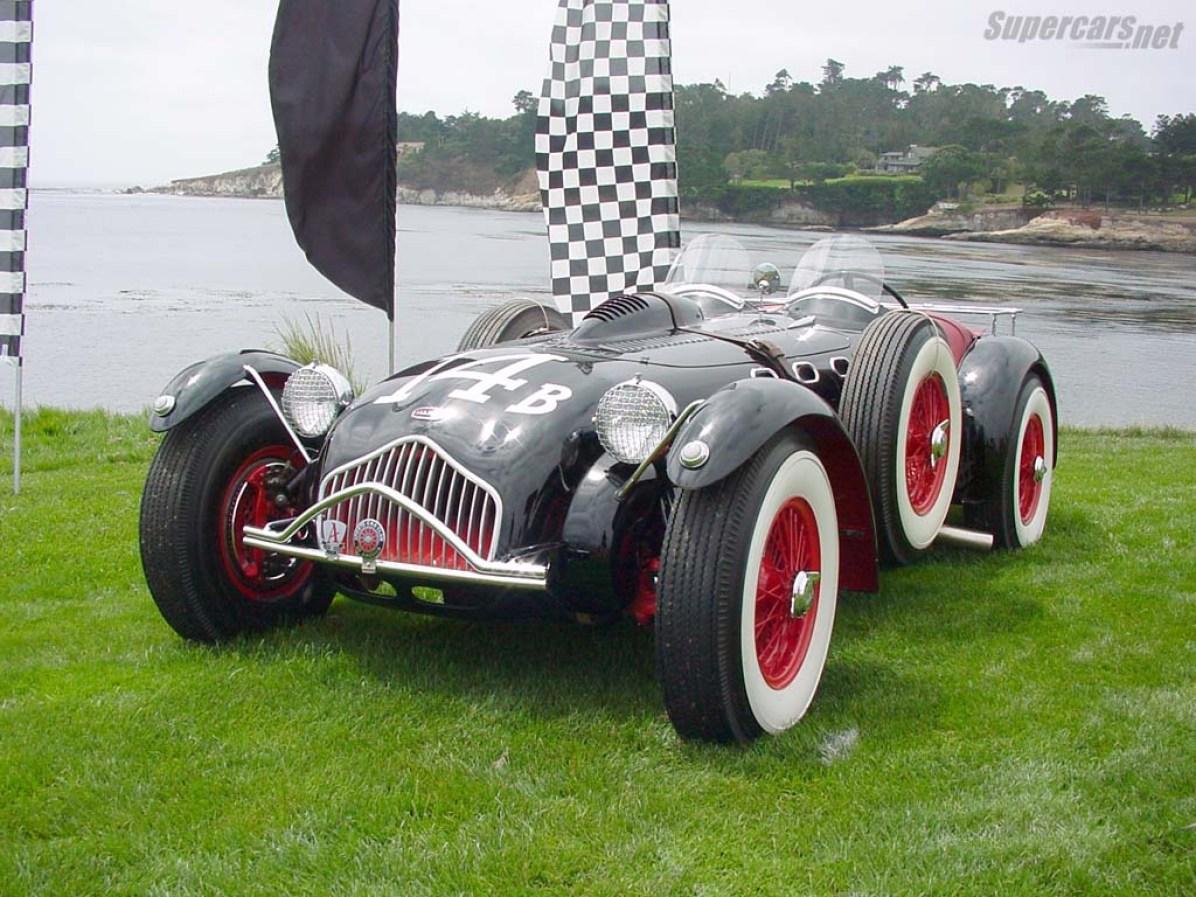 1949→1951 Allard J2