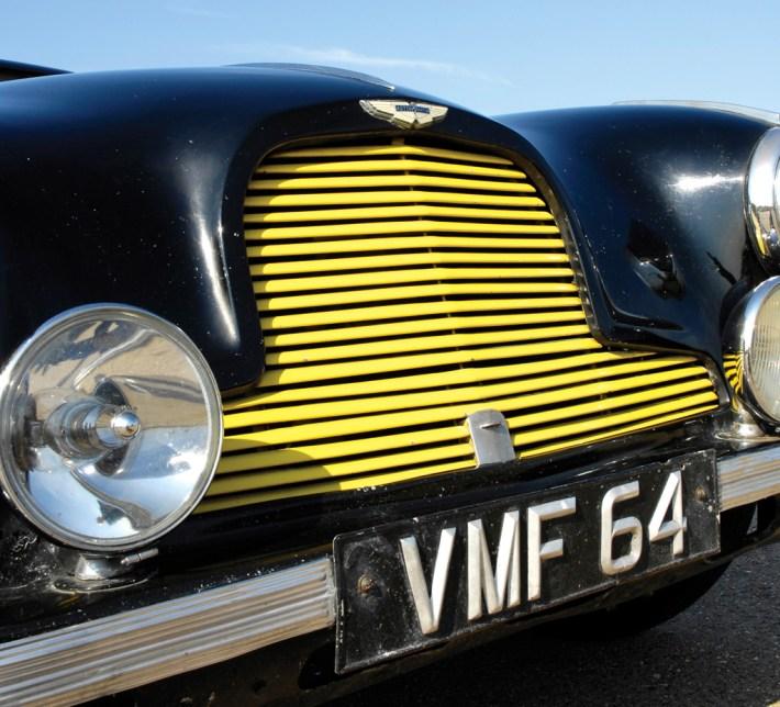 1950→1951 Aston Martin DB2 'Team Car'
