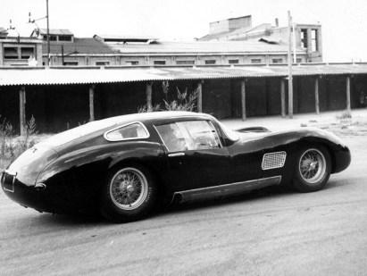 1957 Maserati 450S Coupé