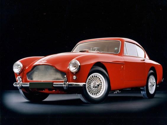1957→1959 Aston Martin DB MkIII