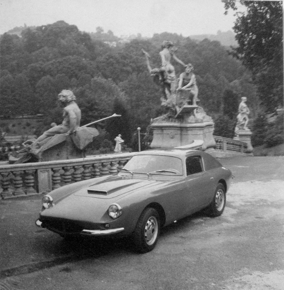 1963 Apollo GT Prototype