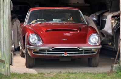 1966 Aston Martin DBSC Coupé