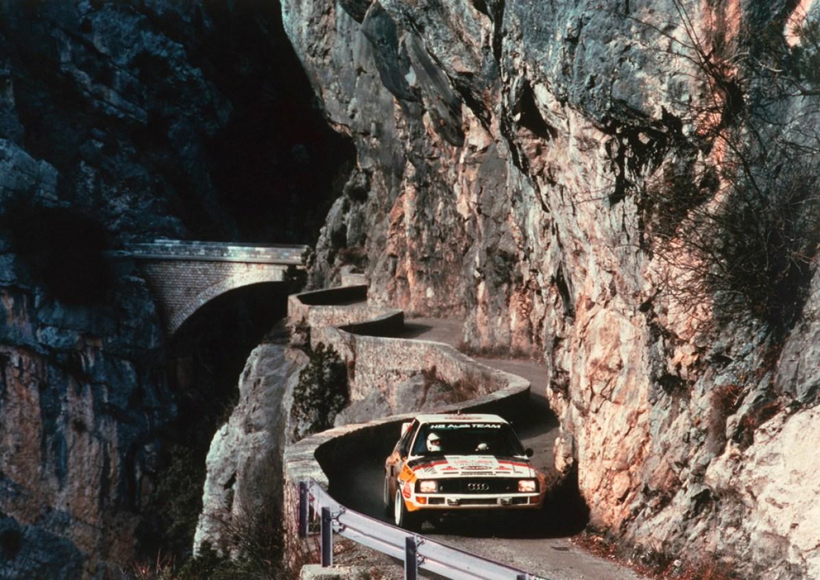 1985 Audi Sport Quattro Rally
