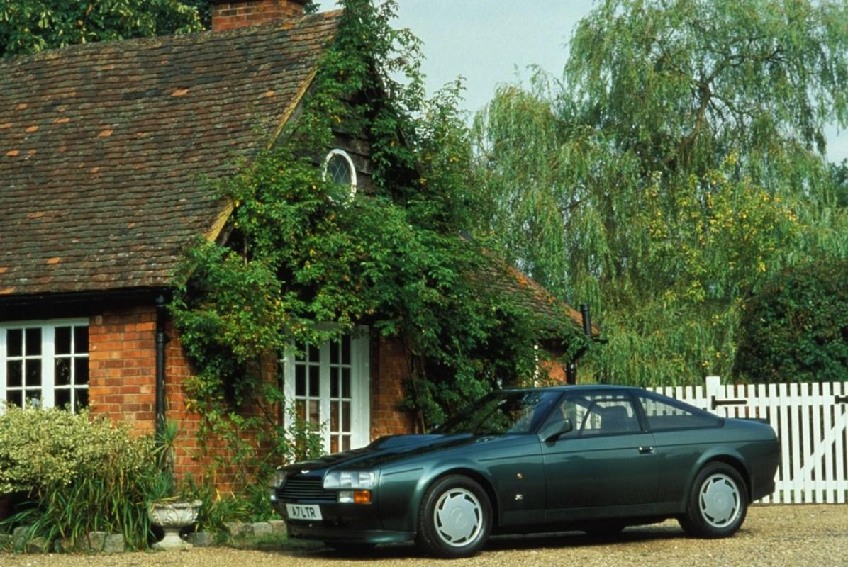 1986 Aston Martin V8 Vantage Zagato Coupé
