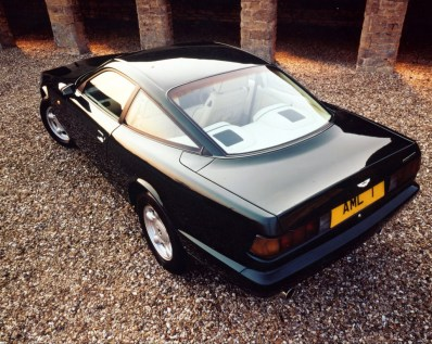 1989→1995 Aston Martin Virage
