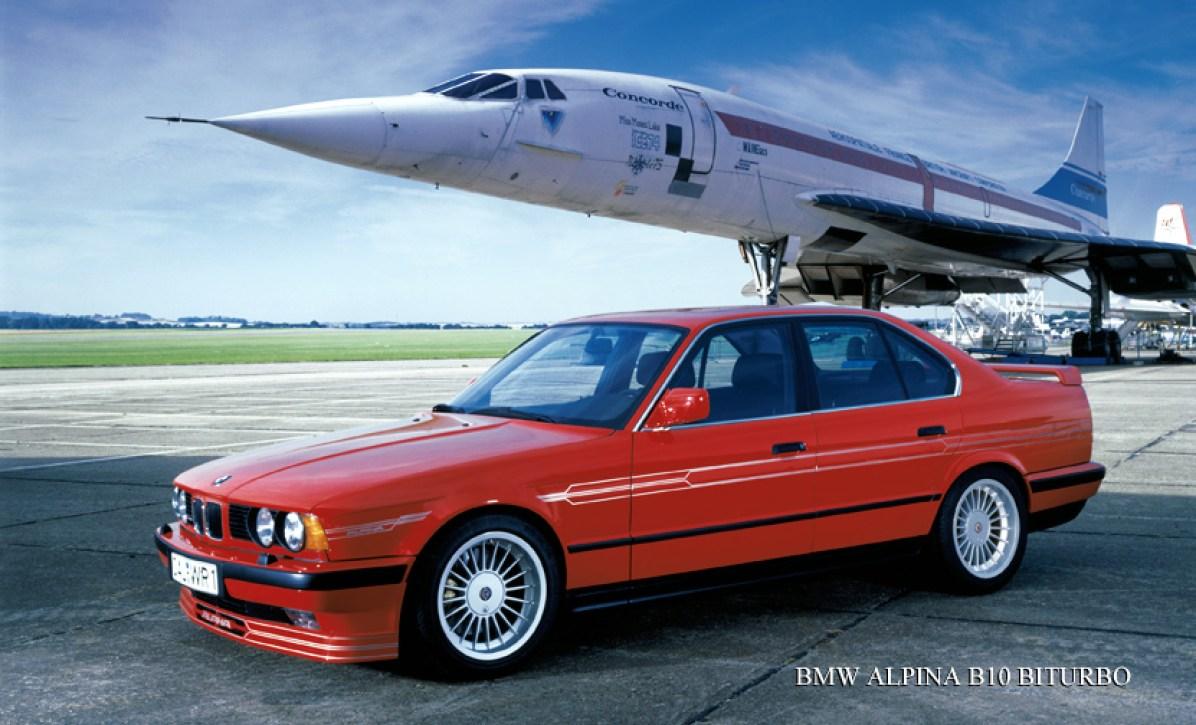 1989→1994 Alpina B10 Bi-Turbo