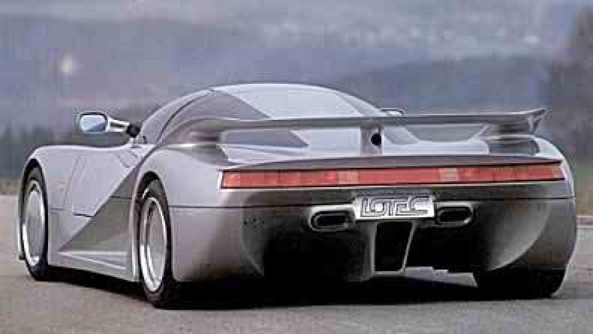 1991 Lotec C1000