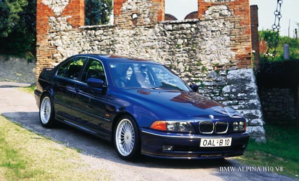 1997→2002 Alpina B10 V8
