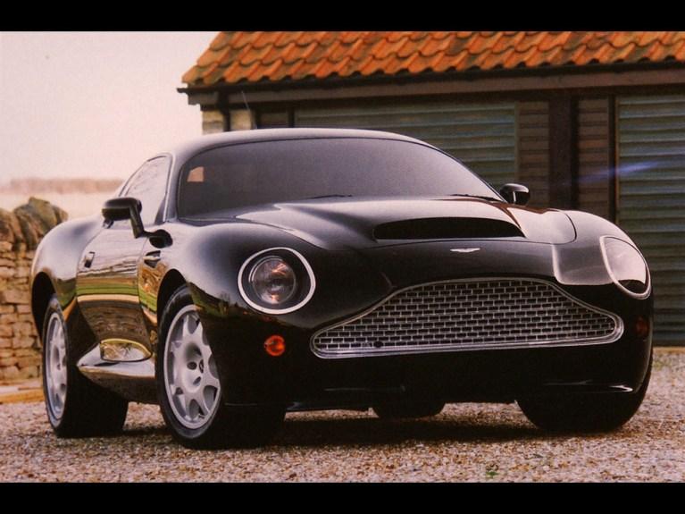 1997 Aston Martin V8 Vantage Special Series I