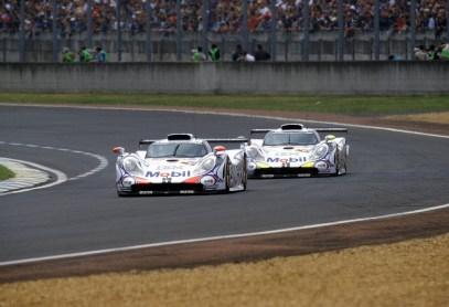 1998 Porsche 911 GT1 '98