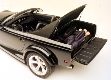 1999 Plymouth Howler Concept