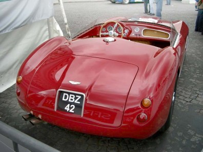 2001 Aston Martin DB4 GT Zagato Barchetta