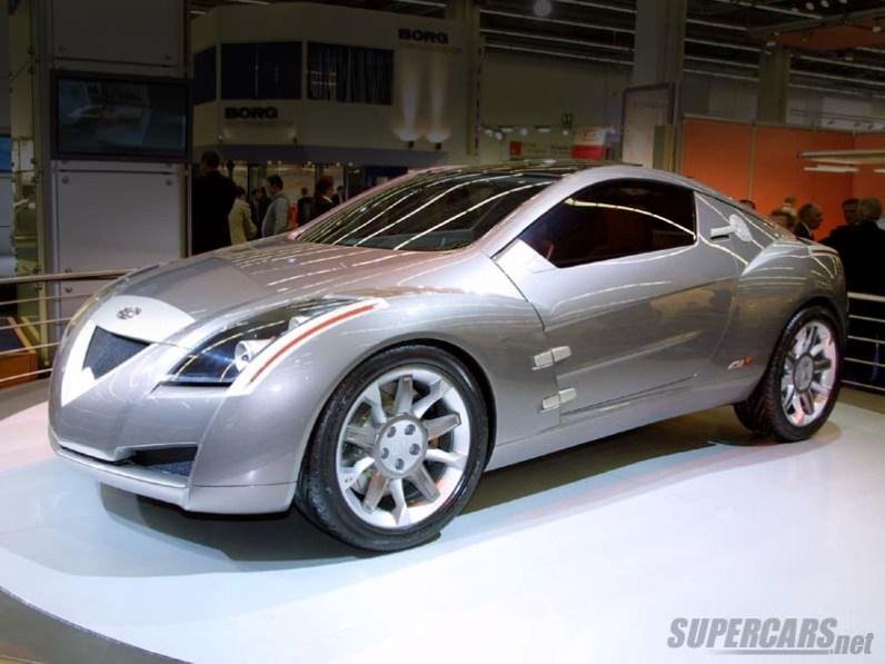 2001 Hyundai Clix Concept