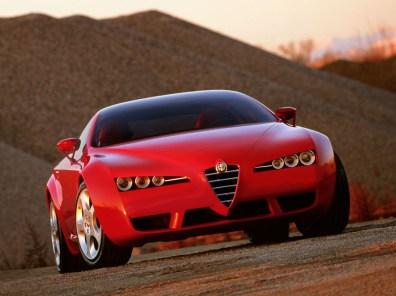 2002 Alfa Romeo Brera Concept