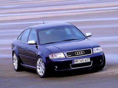2002 Audi RS 6