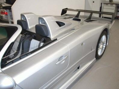 2002 Mercedes-Benz CLK GTR Roadster