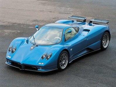2002 Pagani Zonda C12-S