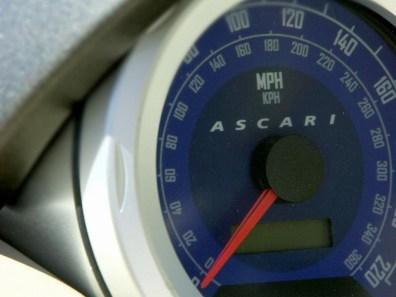 2003 Ascari KZ1