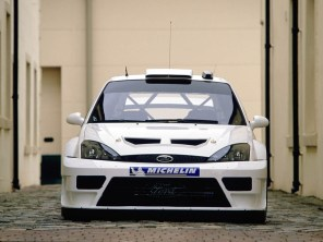 2003 Ford Focus RS WRC