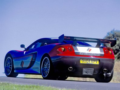 2005 Ascari KZ1-R