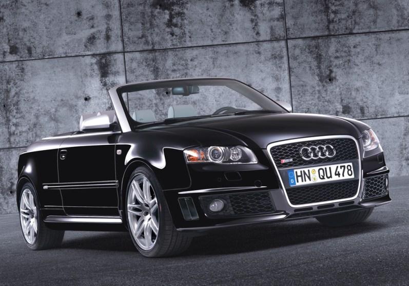 2006 Audi RS 4 Cabriolet