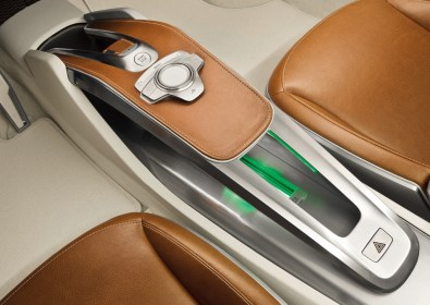 Audi e-tron/Innenraum